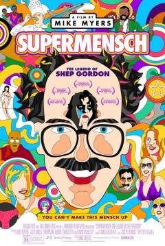 Poster Supermensch: The Legend of Shep Gordon