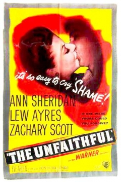 Poster The Unfaithful