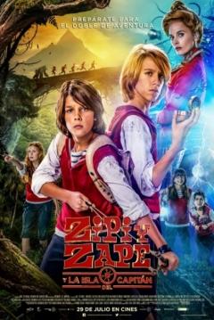 Poster Zipi y Zape y la Isla del Capitán