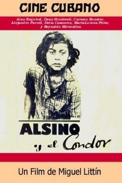 Poster Alsino y el Cóndor