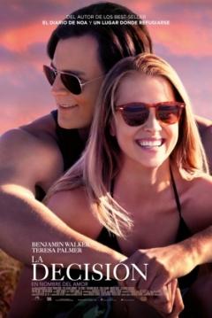 Poster La Decisión: En Nombre del Amor