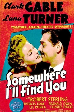 Poster Somewhere I'll Find You