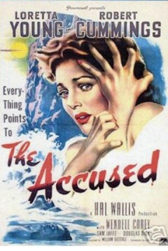Poster The Accused