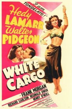 Poster White Cargo