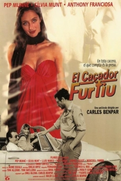 Poster El Cazador Furtivo