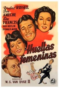 Poster Huellas Femeninas