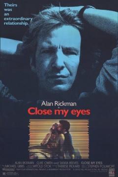Poster Con mis Ojos Cerrados
