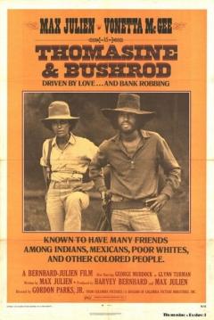 Poster Thomasine y Bushrod