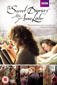 Poster The Secret Diaries of Miss Anne Lister
