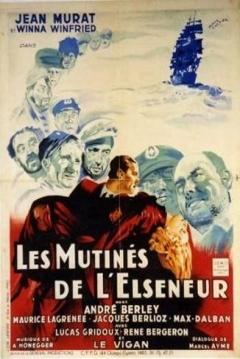 Poster Les Mutinés de L'elseneur