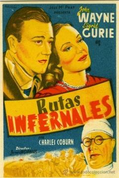 Poster Rutas Infernales