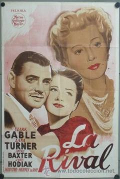 Poster La Rival