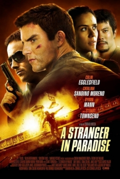Poster A Stranger in Paradise