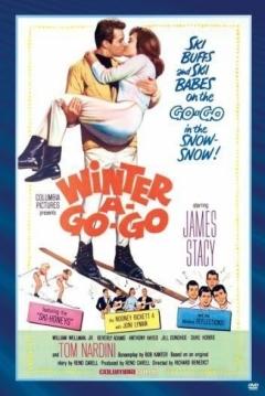 Poster Winter A-Go-Go