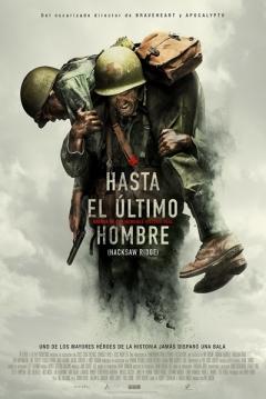 Poster Hasta el Último Hombre