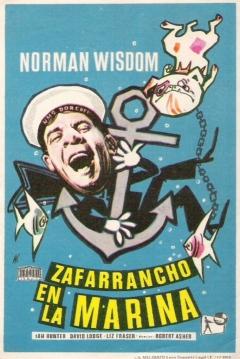 Poster Zafarrancho en la Marina