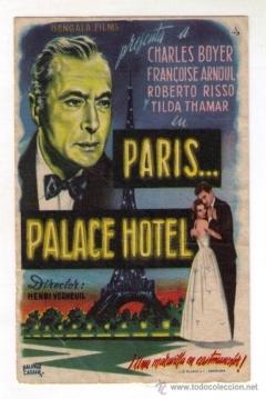 Poster Paris Hotel