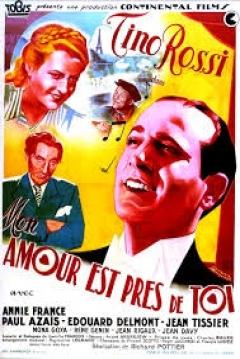 Película Mon Amour Est Près De Toi 1943 Abandomovieznet