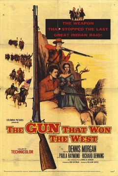 Poster El Rifle que Conquistó el Oeste