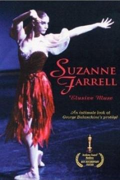 Poster Suzanne Farrell: Elusive Muse