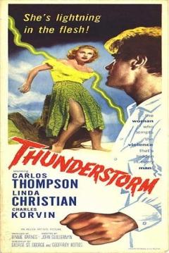 Poster Thunderstorm
