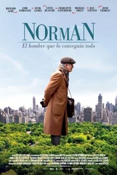 Poster Norman: El Hombre que lo Conseguía Todo