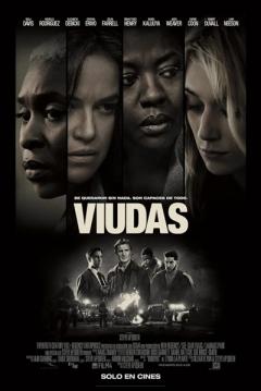 Poster Viudas