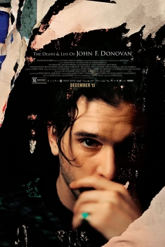 Poster The Death and Life of John F. Donovan