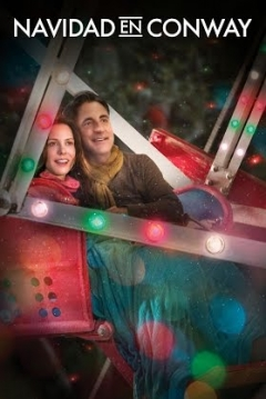 Poster Navidad en Conway