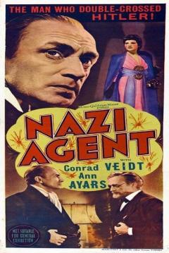Poster Nazi Agent