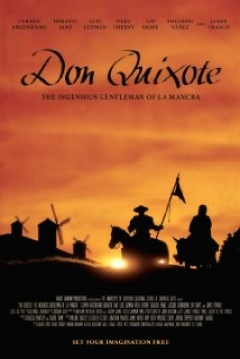 Poster Don Quixote: The Ingenious Gentleman of La Mancha