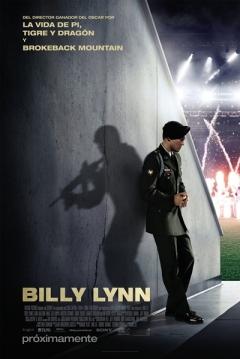 Poster Billy Lynn