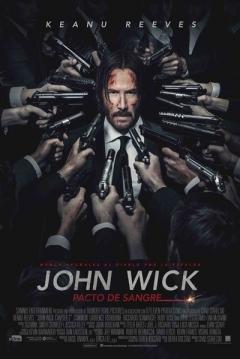 Poster John Wick 2: Pacto de Sangre