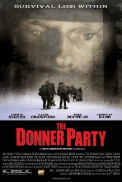 Poster The Donner Party