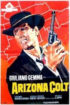 Poster Arizona Colt