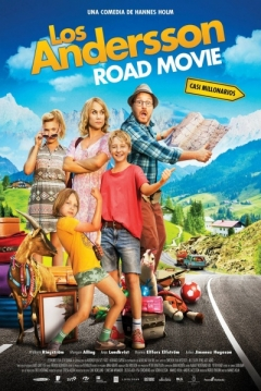 Poster Los Andersson Road Movie