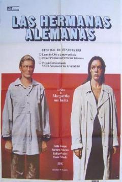 Poster Las Hermanas Alemanas