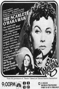 Poster Moviola: The Scarlett O'Hara War