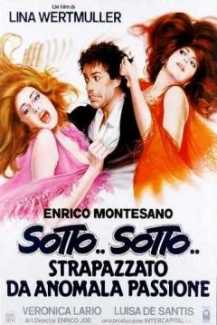 Poster Delirios de un Marido