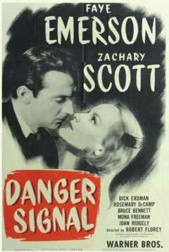 Poster Danger Signal