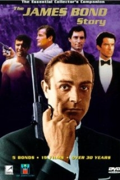 Poster The James Bond Story