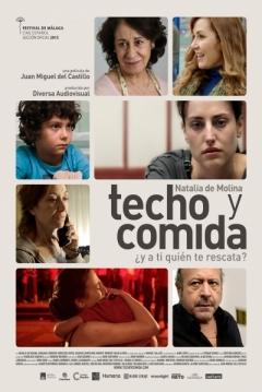 Poster Techo y Comida