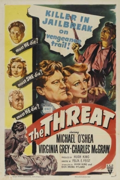 Poster The Threat