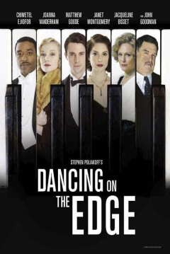 Poster Dancing on The Edge