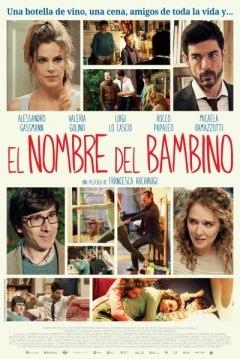 Poster El Nombre del Bambino