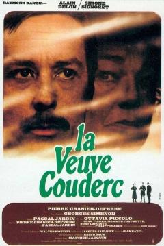 Poster La Viuda Couderc