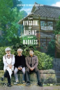 Poster The Kingdom of Dreams and Madness