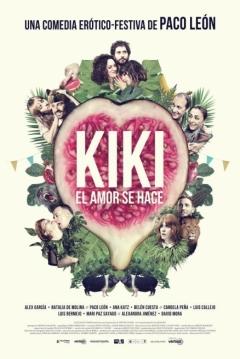 Poster Kiki, El Amor se Hace
