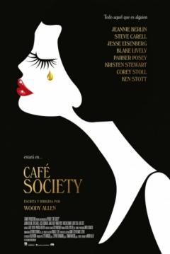 Poster Café Society