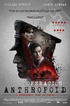 Poster Operación Anthropoid